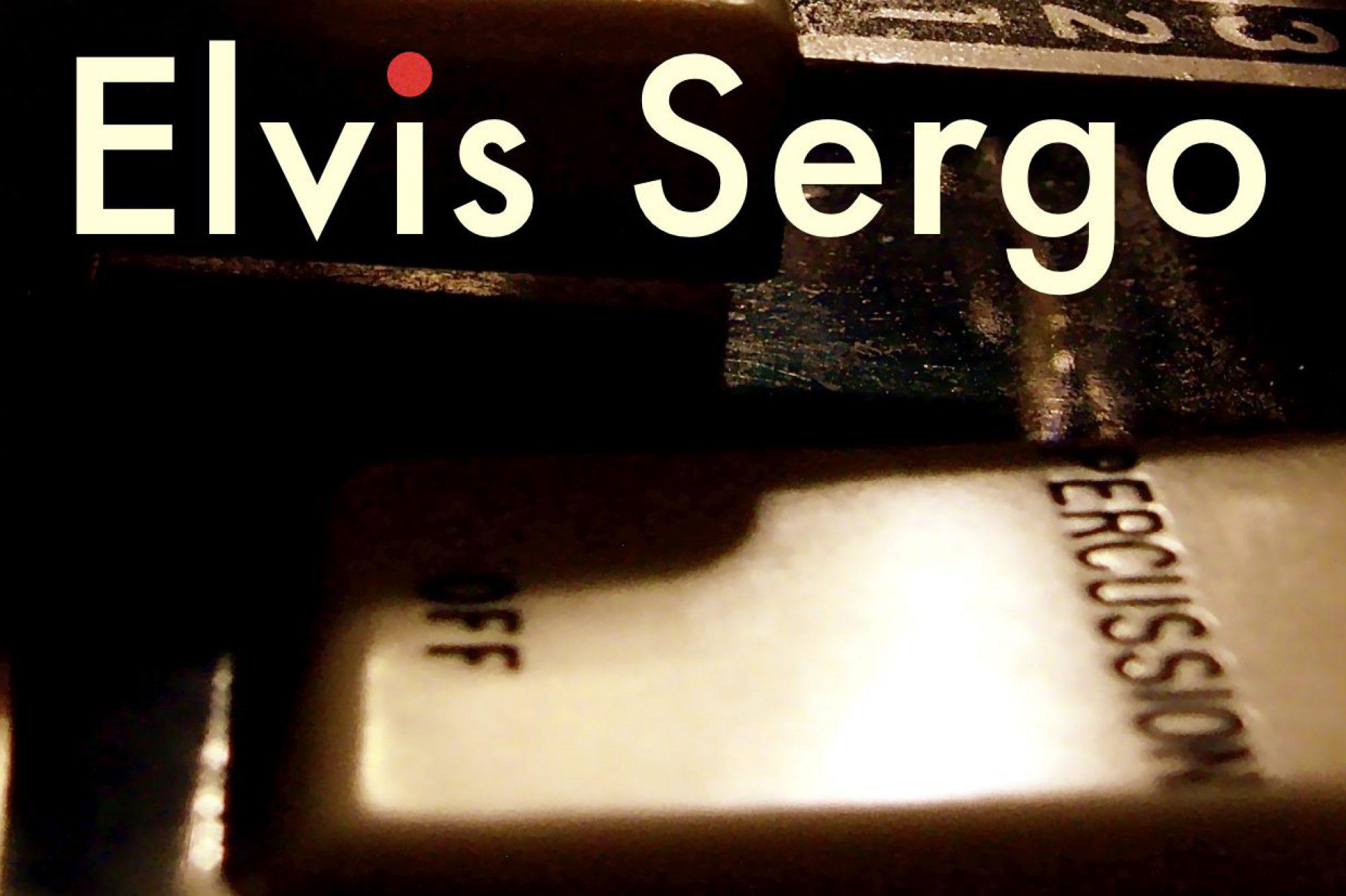Elvis Sergo - Hammondorganist | Pianoles Keyboardles Amsterdam-Zuid en Amstelveen